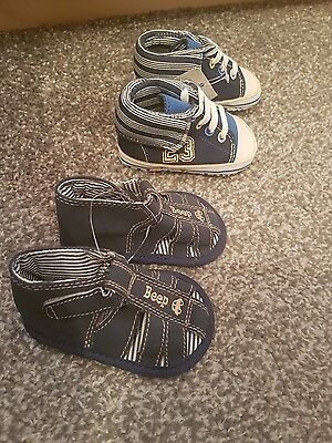baby boys shoes 3-6 months