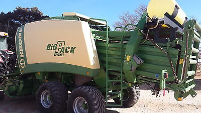 Krone Hay Baler 1290XC Big Pack