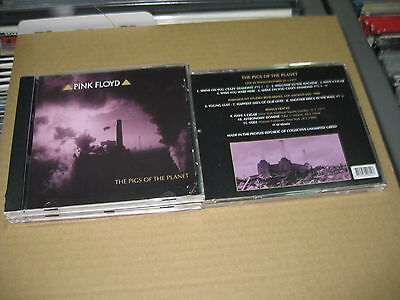 Pink Floyd Cd The Pigs Of The Planet