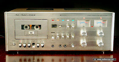 Vintage FISHER CR-5120 Stereo Cassette Player - Tested And Working