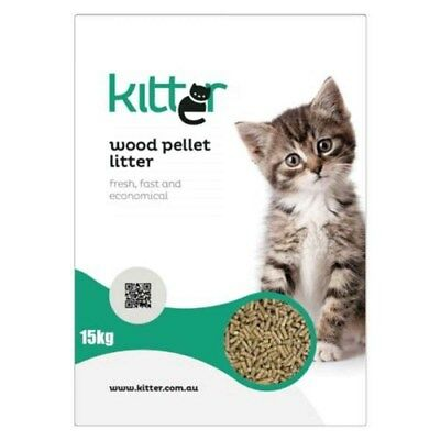 New Kitter Cat Litter 15KG