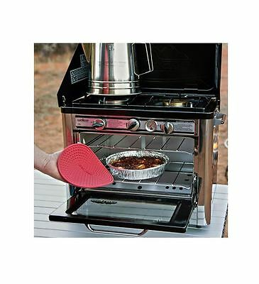 Outdoor Oven Camping Stove Portable Cooker Gas Burners Stainless Steel Camp Cook