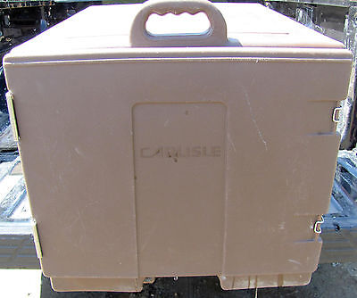 Carlisle Insulated Transport Storage Food Carrier TC-1826 Commercial