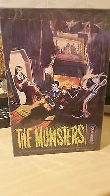 Polar Lights The Munsters Assembly Kit, Brand New And Sealed.