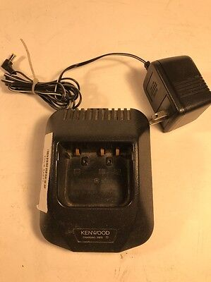 Kenwood Charger Ksc-19 -Free Shipping-