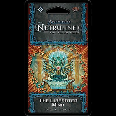 Die Befreiten Mind data pack (Android Netrunner LCG)