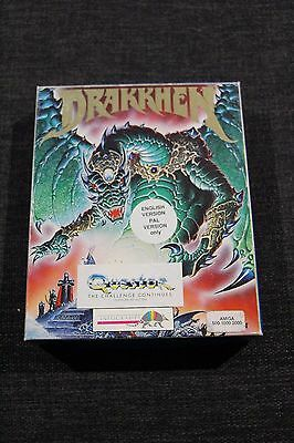 Drakkhen Amiga Game by Infogrames