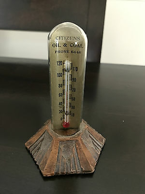 Old Holyoke, MA Advertising Thermometer