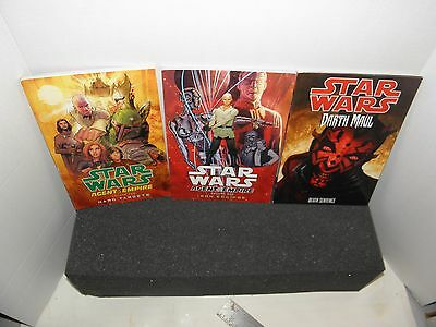 Star Wars Graphic Novel Death Sentence Agent Of The Empire 1 & 2