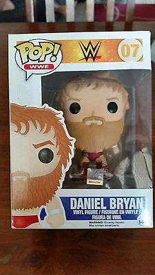 WWE Daniel Bryan with Red Shorts - Vaulted Funko Pop Vinyl!