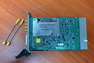 NI PXI-5441 100MS/s Arbitrary Waveform Generator Module National Instrumnets.