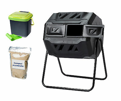 Roto Twin Composter 160L  Inc Free Shipping - While Stocks Last, Limited Time !!