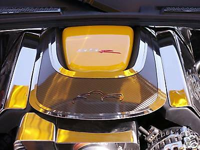 Chevy Ssr 2003-04 Stainless Steel Shroud Cover Trim