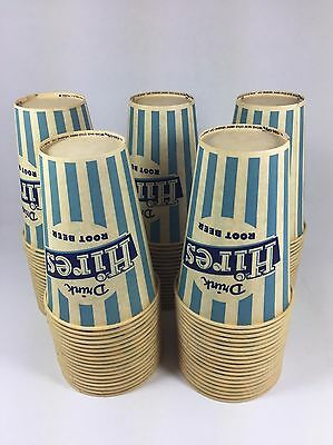 Hires Root Beer Lily No 1085 Vending Cups NOS Soda Collector Collectible