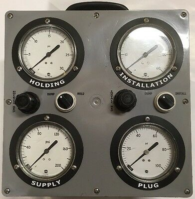 Link-Pipe Control Panel