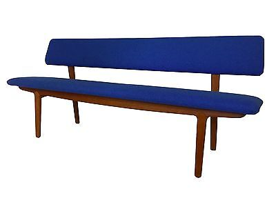Danish Modern Bench by Axel Bender Madsen Mid Century Sofa Vintage Seating NICE!