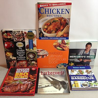 The Complete Australian Barbecue Kettle Cookbook Weber's Ultimate Barbecue Book