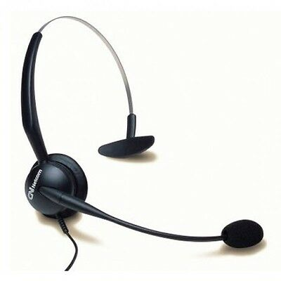 Gn Netcom Gn2120Nc Monaural Noise Cancelling Headset