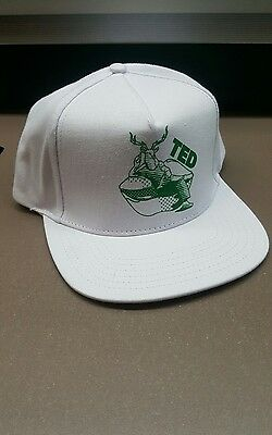 TOOHEYS EXTRA DRY base ball cap BRAND NEW WHITE cotton limited edition