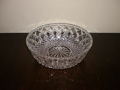Beautiful  Crystal  Bowl