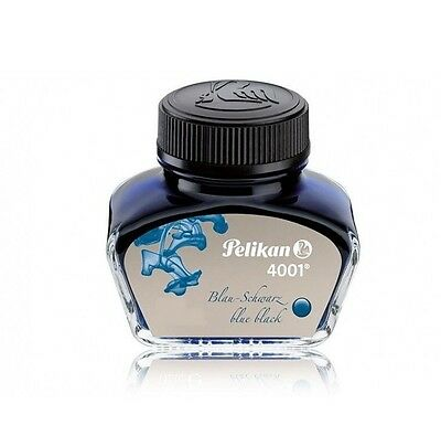 Pelikan 4001 Fountain Pen ink Standard Bottle 30ml Blue Black
