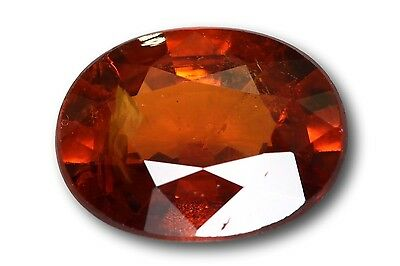 Grenat Spessartine Fanta naturel 2.00 carats orange