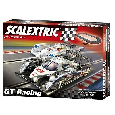 Circuito Scalextric C1 GT Racing Escala 1:32