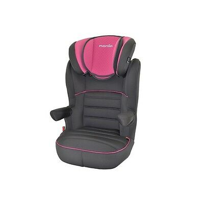 Silla de auto r-Way SP Isofix Grupo 2-3 Framboise - Colores - Multicolor