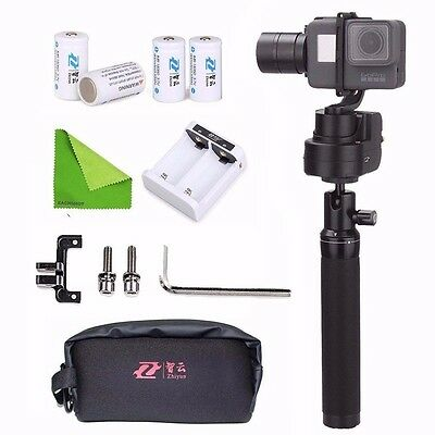 Zhiyun Rider-M Wearable 3-Axis Mini Portable Gimbal Stabilizer for GoPro 5/4/3