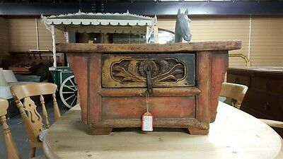 Chinese Antique Kang Table