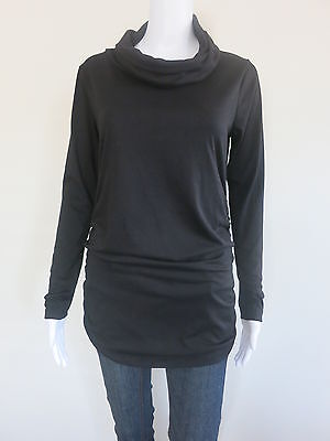 BUB2B Top Size 10 Black Long Sleeve BUY 4 or more items for FREE POST