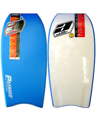 "Alder Patriot 46""  Bodyboard in Blue"