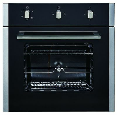 MILLAR GO5604KBG Gas Oven with Gas Grill & Rotisserie