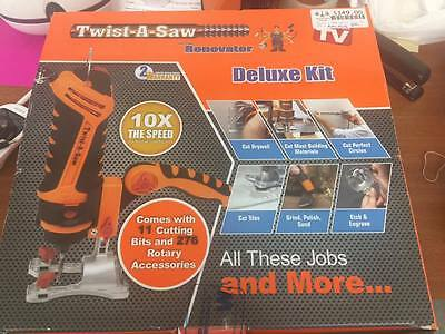 Twist-A-Saw From The Renovator