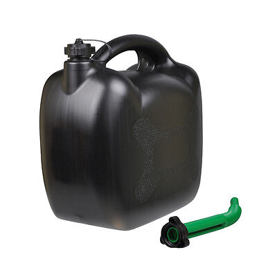 Transport canister 20 Liter with Spout Reserve fuel canister