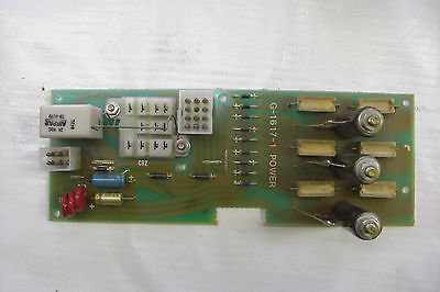 NOS Lincoln G-1617-1 G16171 PC Board