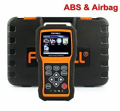 Diagnostic Tool Crash Data Reset Code Reader Scan Tool OBD2 Automotive Scanner