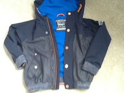 Look...! boys jacket, Next, age 5-6, lovely condition