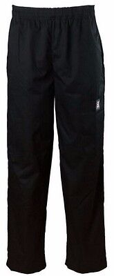 NWT Chef Revival Baggy Chef Pants Black Size S Small 28-30 Style P020BK