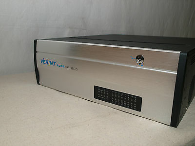 Verint Nextiva EDGE VR200A Network Video Recorder PN:70-300-5251 - 4TB HDD – NEW