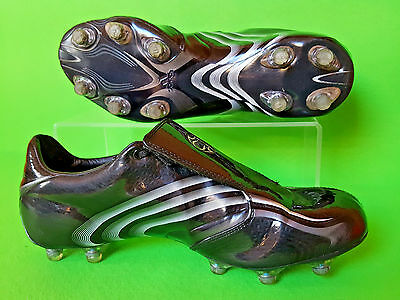 Adidas F50.6 Tunit Uk 9 Us 9,5 Football Boots Soccer Cleats Red