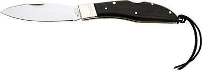 "Grohmann GR300 Knives Folder Knife Dh Russell Lockback 4 3/4"" Closed High Carbo"