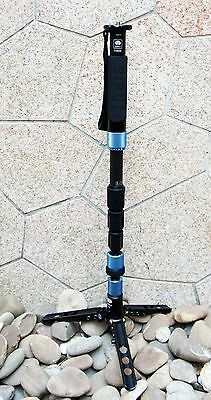 Sirui P-224S Carbon Fiber Monopod w/Mini Tripod -->Kentucky US Domestic shipping