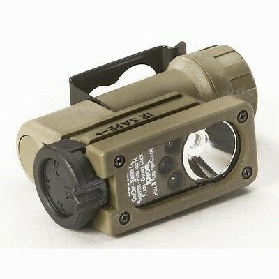 Streamlight 14102 Sidewinder Compact Angle Head Flashlight Military Model