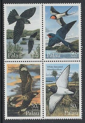 XG-AB866 US PALAU - Birds, 1994 Block Of 4 MNH Set