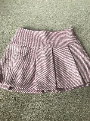 Girls Tutto Piccolo Pink Knit Skirt Age 12 Years . Spanish .