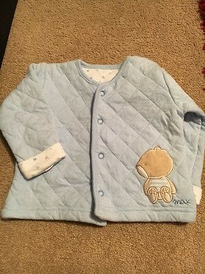 Baby's 3-6 Months Quilted Jacket