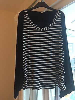 Mamas And Papas Maternity/Nursing Top Size 10
