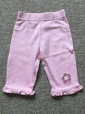 NEXT Baby Girl Trousers 3-6 Months