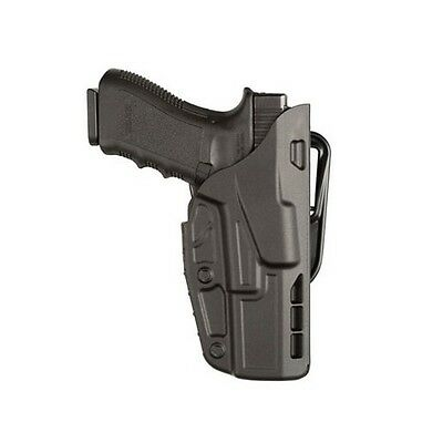 Safariland 7377-283-412 ALS Concealment Belt Holster STX Black LH for Glock 19